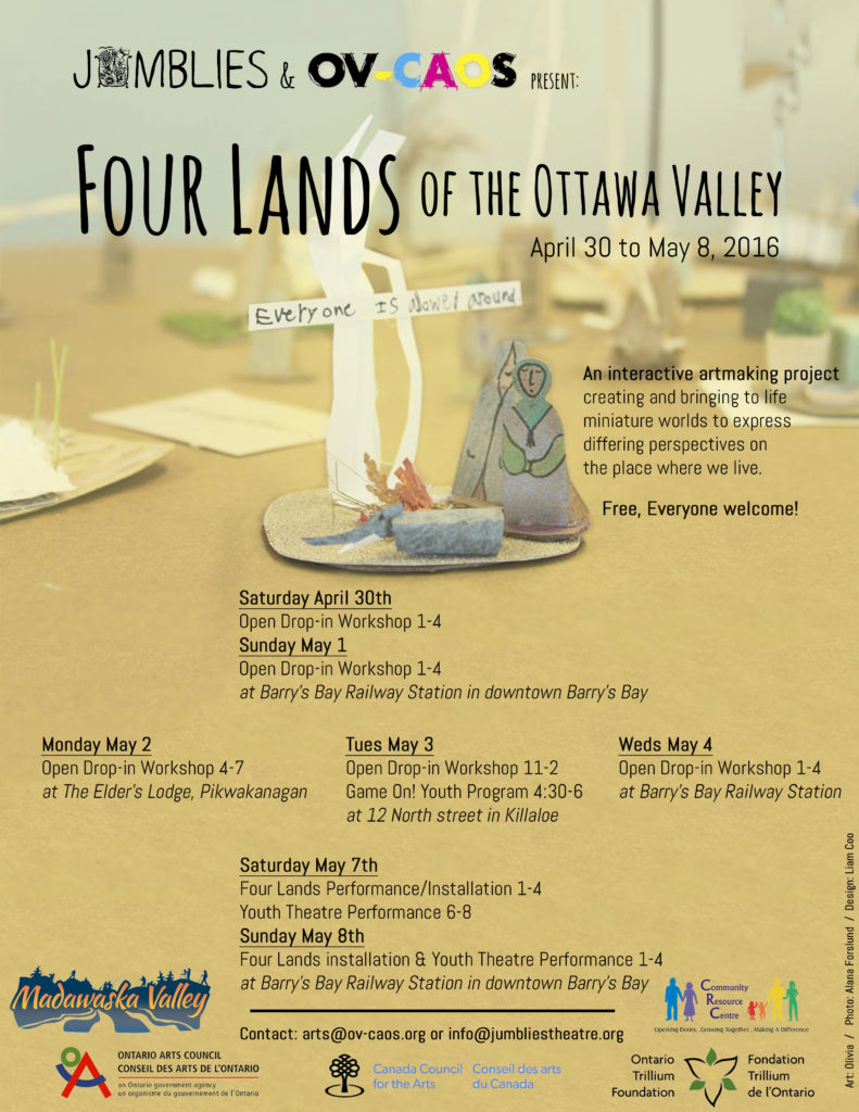 4Lands - OttawaValley Draft 2